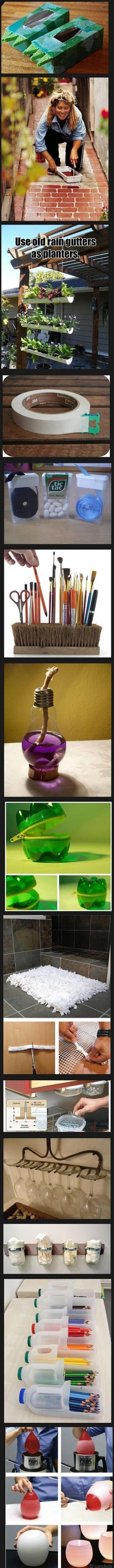 Upcycle inspiring ideas!!! #PintoWin #EarthDay pin to win a Bodhi Tree Talisman from www.jewelryforacause.net