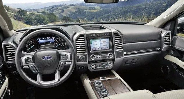 2020 Ford Expedition Preview Price And Competitors