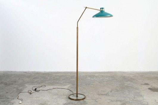 Floor Lamp Designed by Gio Ponti