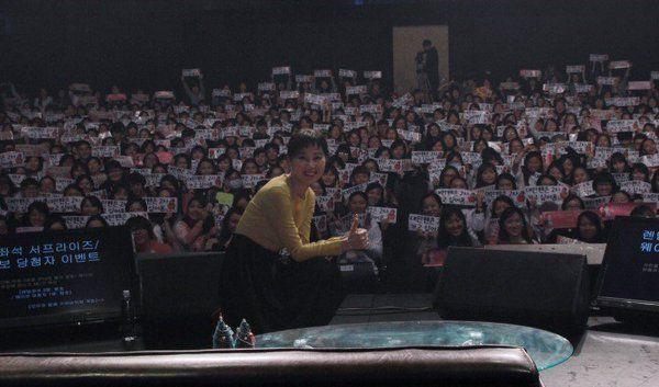 Taiwan Fanmeeting #KongHyoJin #공효진 #GongHyoJin ©soop/Naver  more  http://me2.do/xUrRiBqx