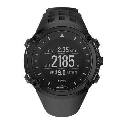 Shop for Watches from Hayneedle.com! The refined design of the Suunto Ambit Heart Rate Monitor Watch hides the menagerie of features which will keep you informed about the world you face...