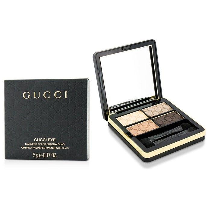 Gucci - Magnetic Color Тени 4 Оттенка - #020 Tuscan Storm 5g/0.17oz - Косметика для Всех - Cosmeticall.com.ua