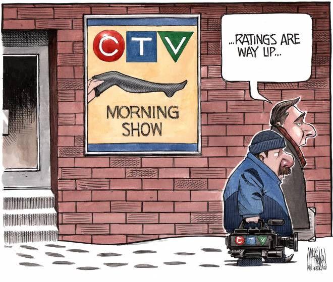 2015-03-04 - Editorial Cartoon | The Chronicle Herald