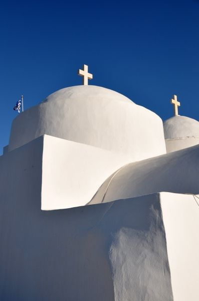 Sifnos island, Vathy, Ayios andreas, Greek islands, Greece
