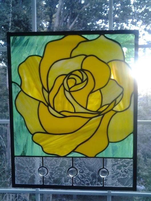 Mom's Yellow Rose - by Sherryl Avitabile <3PRETTY<3