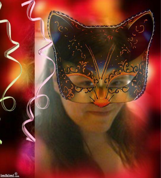 Mask Carnival-CAT