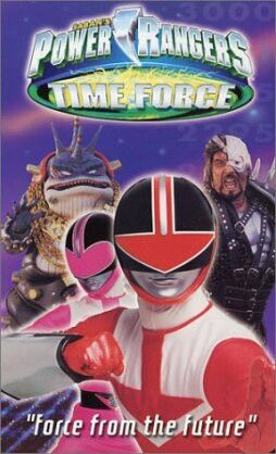 Power Rangers Time Force 2001 / パワーレンジャー・タイム・フォース 平成十三年 .jpg
