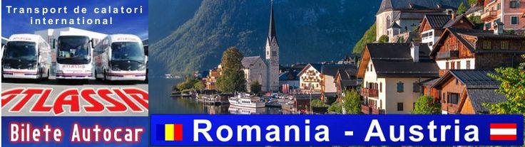 Bilete Autocar Romania Austria