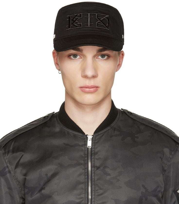 120€ KTZ - Casquette noire Flat