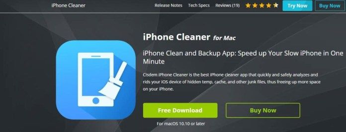 Best Iphone Cleaner App To Clean Junk 2019 How To Clean Iphone Best Iphone Clean Iphone