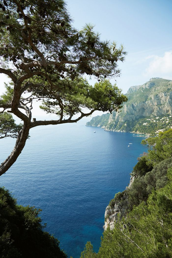 RL Magazine Uncommon Capri  Experience Italy's most glamorous island during the off-season, when the crowds have long gone