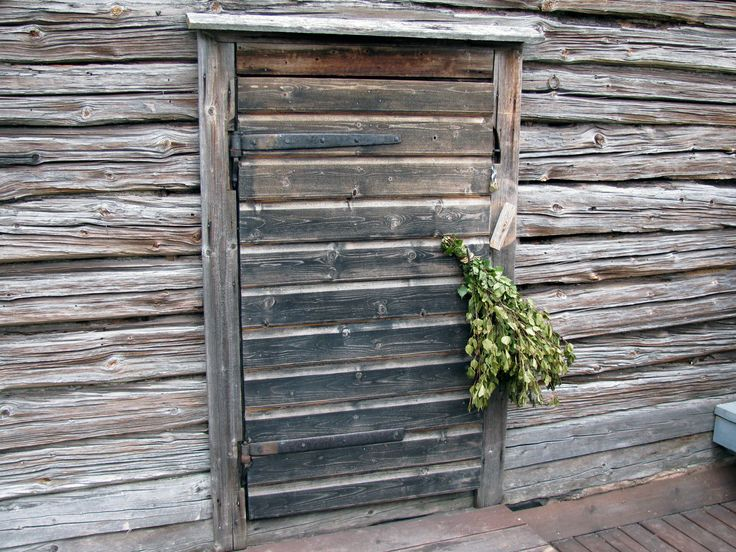 finnish smoke sauna