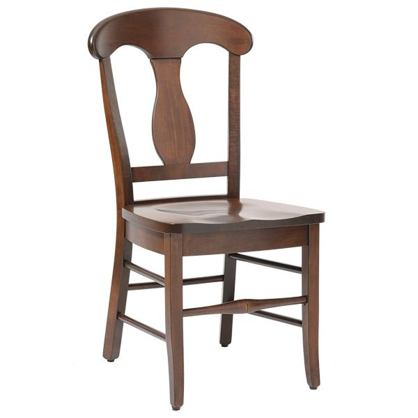 This Handcrafted Solid Hardwood Side Dining Chair Sku Dch 03 Bm