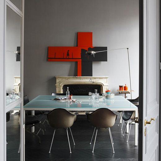 Πως Να Ενσωματώσεις Το Γκρι Χρώμα Στη Διακόσμηση Του Σπιτιού / Decorating Grey