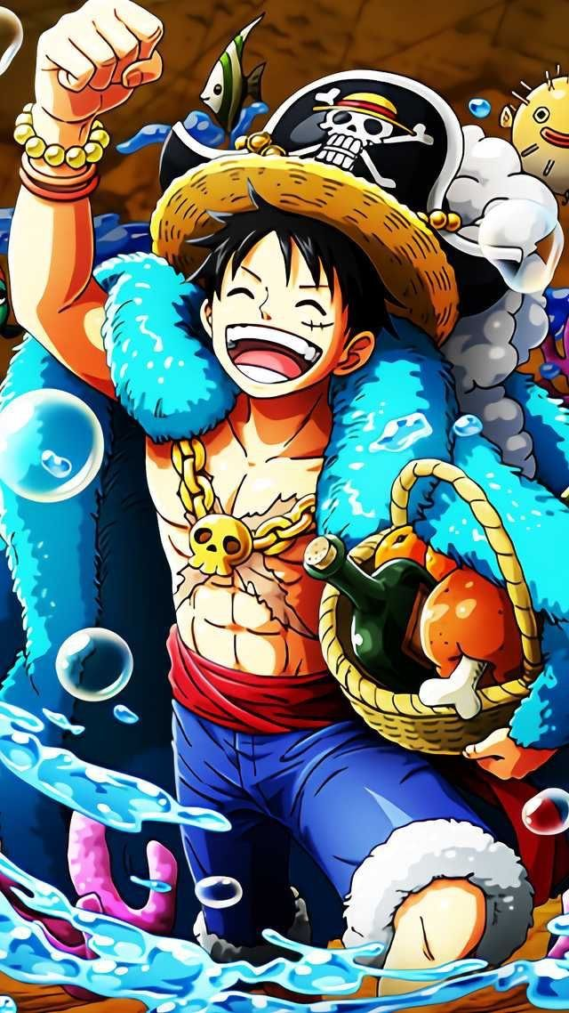 Pin by Yamato Kusanagi on One Piece One piece anime, One