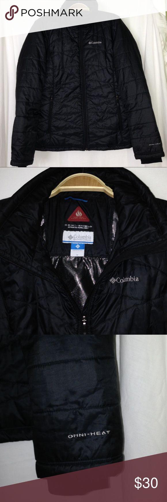 Columbia omni heat jacket. Size M. Columbia omney heat jacket. Size M. In good shape. Columbia Jackets & Coats