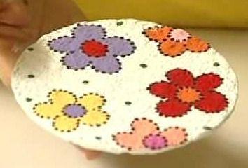 Reciclagem artesanal de CDs - Faça um pêndulo! - Plástico - Arte Reciclada