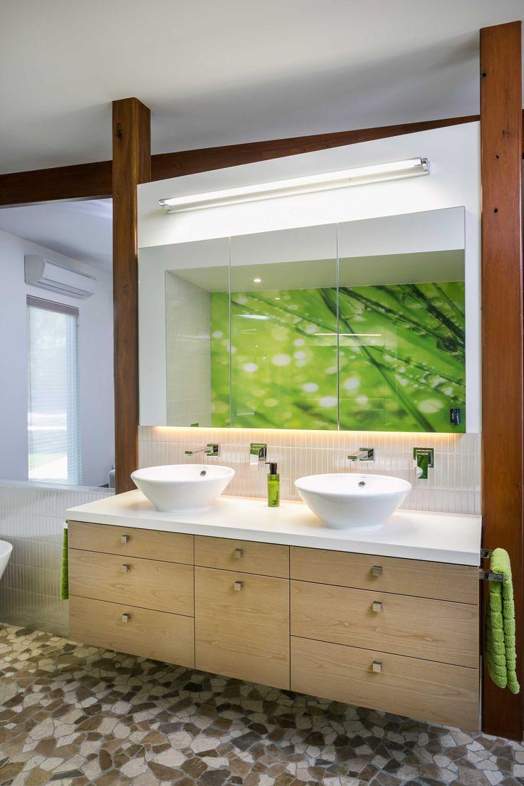 Amerind Urban Timber Veneer Vanity In Frassino And SmartStone Tops In  Karnak. Beautiful BathroomsVanityDressing TablesVanity Bench