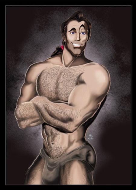 Gaston (Beauty & the Beast)