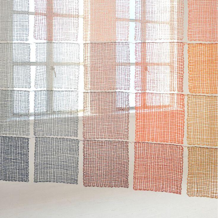 Artist Merja Keskinen, Finland - Transparent Colors. Photo by Makoto Yano.