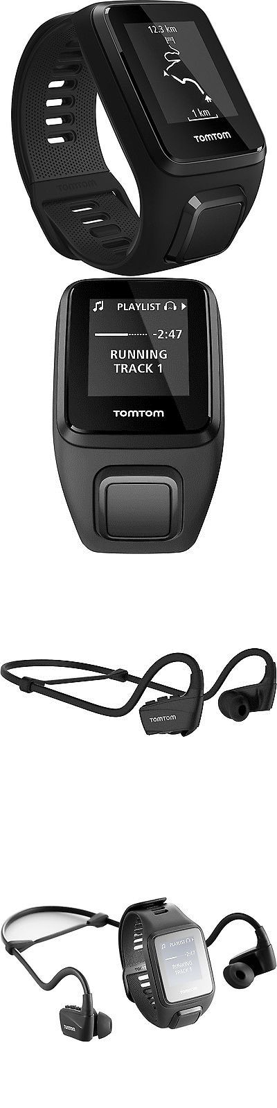 Heart Rate Monitors 15277: Tomtom Spark 3 Cardio Music Gps Fitness Watch Heart Rate Monitor (Black, S) 1Rkm -> BUY IT NOW ONLY: $229.99 on eBay!