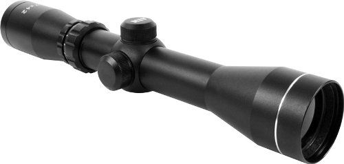 Save $ 10 order now Aim Sports 2-7X42 30-mm Scout Scope/Mil-Dot/Rings, Green Len