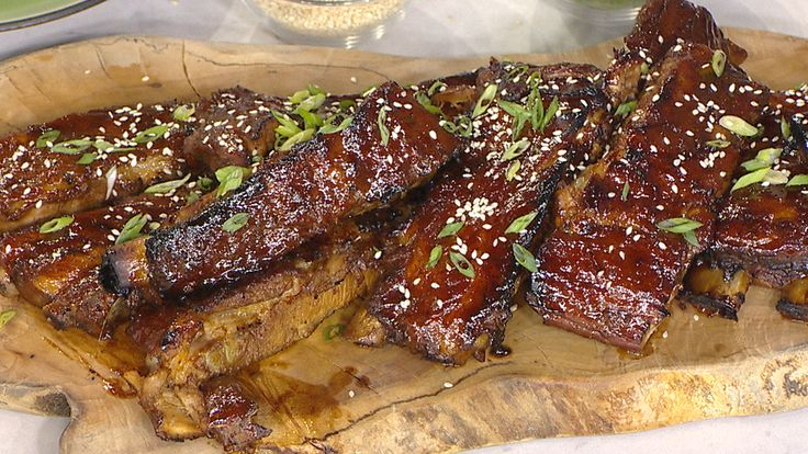 "Comfort food at its finest! Try ""Top chef"" alum Stephanie Izard's Chinese-style marinated pork ribs recipe for a fingerlickin' good homemade meal."