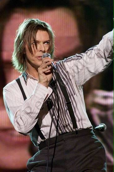 David Bowie - Life on mars 1999  MyBowieCollection (@DavidBowieColl)   Twitter