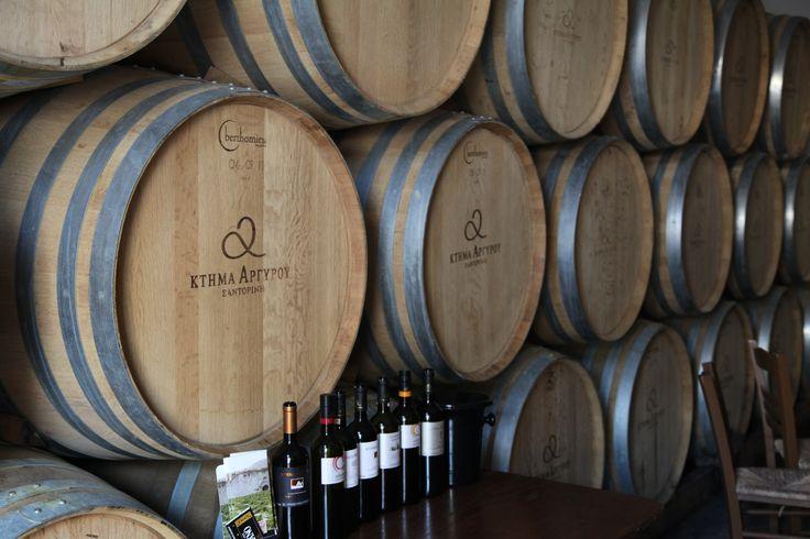 Argyros #Winery #Santorini #WineTasting