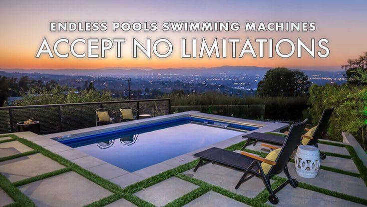 25 B Sta Endless Pools Id Erna P Pinterest Indoor Pools Simbass Nger Och Pooler