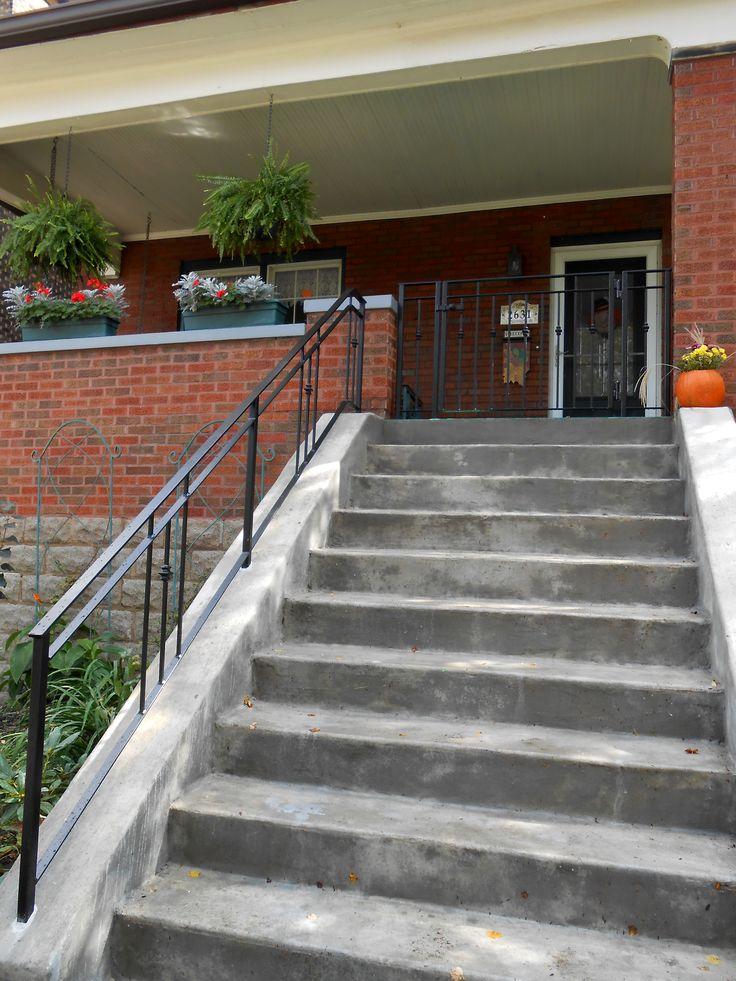 Best Exterior Railings » Heritage Industries Inc Outdoor 400 x 300