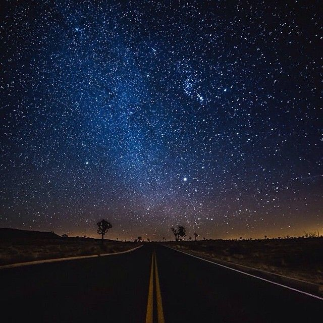 california desert night sky - Szukaj w Google