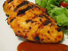 Heinz 57 & Honey Grilled Chicken