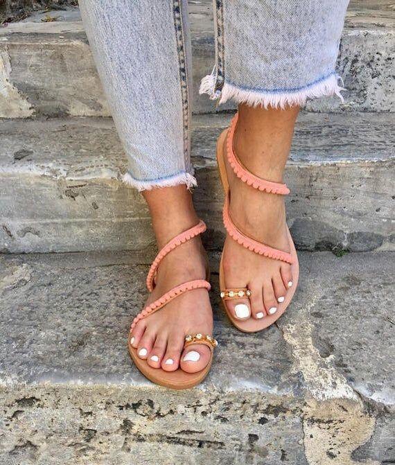 Anatomic sandalsWoman sandalsLeather sandals