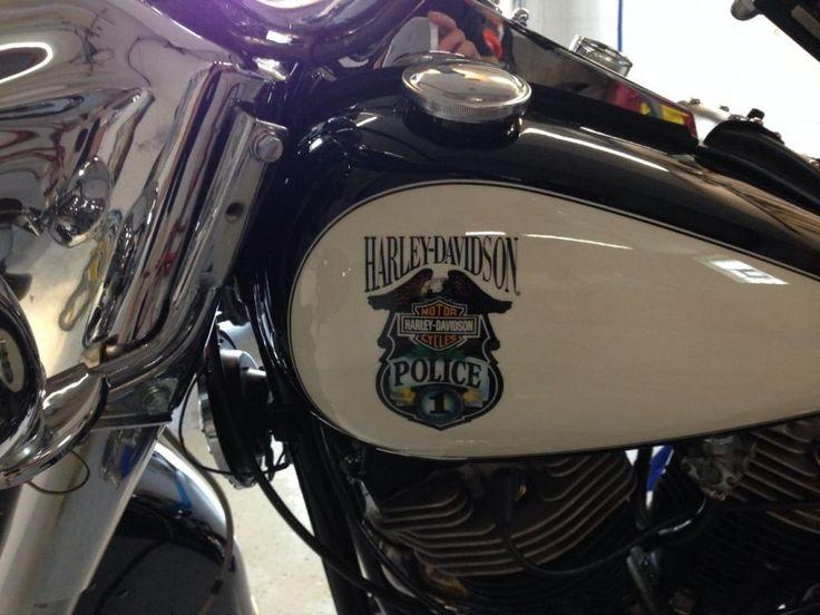 1974 Harley-Davidson Electra Glide STANDARD POLICE Classic / Vintage , US $9,000.00, image 2