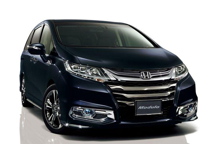 2014 Honda Odyssey Genuine Accessories