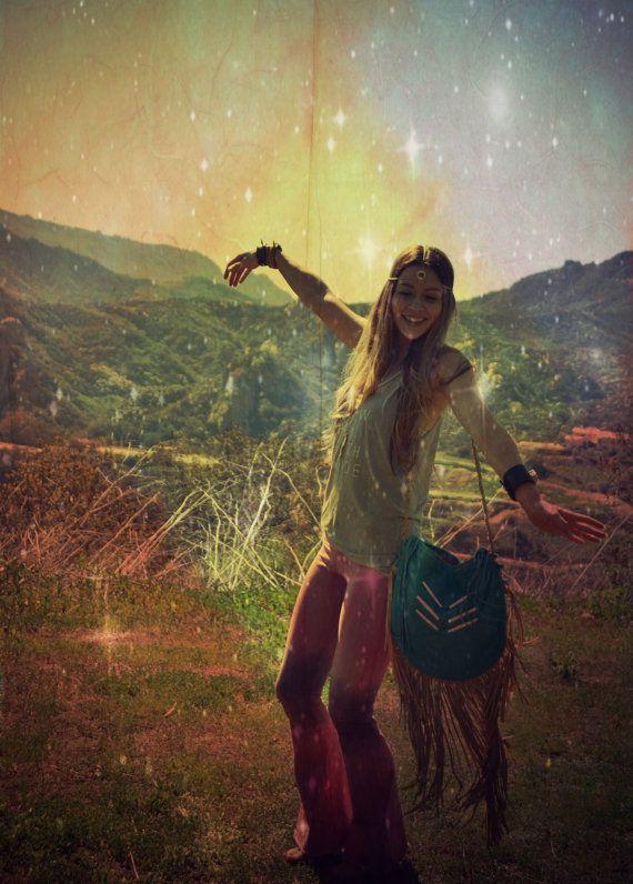 GYPSY Traveler Boho Bag #boho - #bohemian ☮