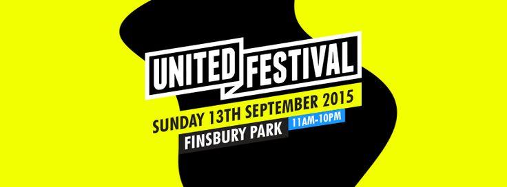 United Festival 2015 http://www.unitedfestival.co.uk/