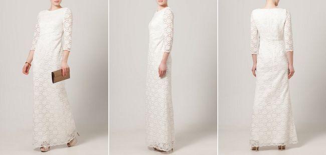 Trouwjurk van Young Couture. 280 euro. // Goedkope trouwjurken - Girls of honour