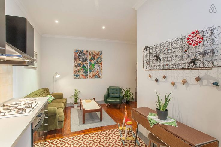 Check out this awesome listing on Airbnb: Trendy apartment near Alfama - Apartments for Rent in Lisboa