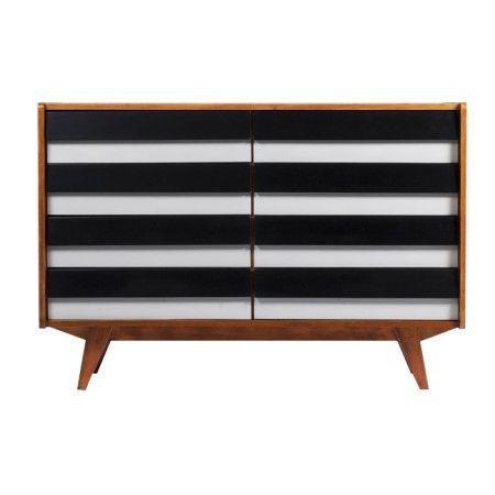 Mid century chest of drawers by Jiri Jiroutek, 1960´s