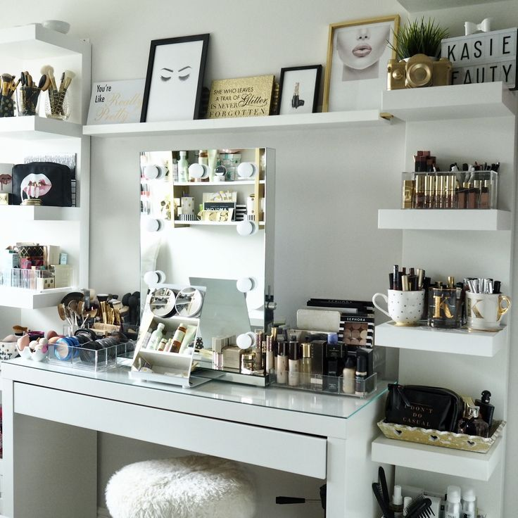 Best 25 Ikea Makeup Storage Ideas On Pinterest Diy