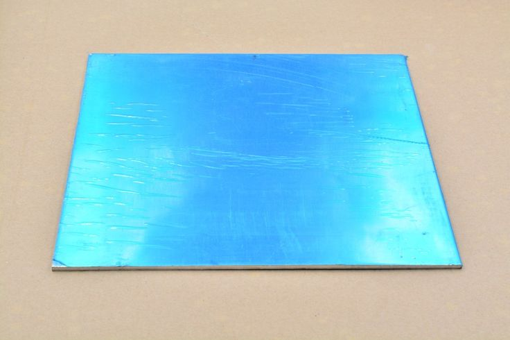 6061 aluminum plate aluminium sheet 250mmx250mm thickness 2mm 250x250x2 aluminum alloy diy 1pcs