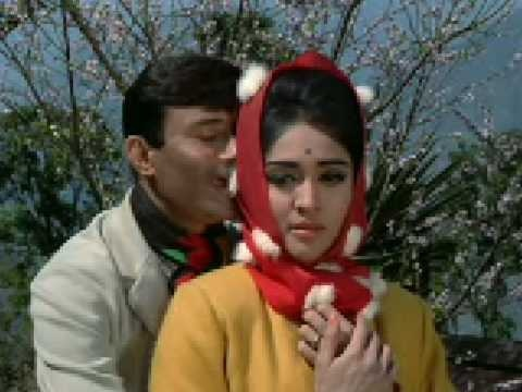 Dil Pukare Aa Re Aa Re - Jewel Thief - Mohd Rafi - Lata Mangeshkar