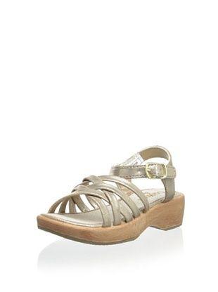 57% OFF OshKosh B'Gosh Sweety Platform Sandal (Toddler/Little Kid) (Gold)