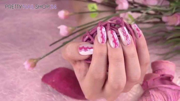#trendstyle   #trend  #nude #pink #nails   Dezente Nude-Töne und romantisches Pink verleihen Deinem Nageldesign eine edle und glamouröse Note. Das findet auch DSDS-Gewinnerin Beatrice Egli, die mit Ihrem Nude-pink-Look auf dem roten Teppich alle Blicke auf sich zieht. Wie einfach Du Dir den eleganten Style auf die Nägel zauberst, zeigen wir Dir in diesem Video. Hier findest Du alle verwendeten Produkte: http://www.prettynailshop24.de/shop/trendstyle-nude-pink-video_487.html#Produkte