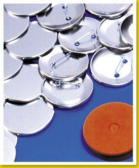 Badge-a-Minit 77mm Badge Refills