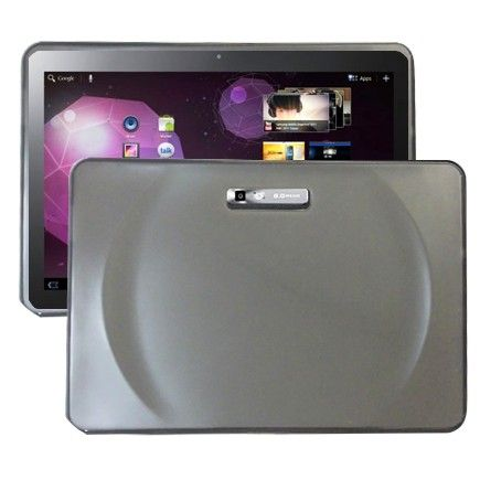 Impact (Grå) Samsung Galaxy Tab 10.1 P7100 Deksel