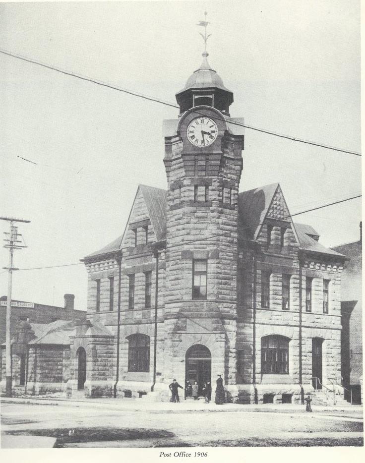 Arnprior Post Office, 1906