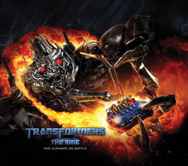 Transformer Ride is a must try when you visit Universal Studio. It is the latest ride launched. Get ready for the ultimate 3D battle ever #SGTravelBuddy